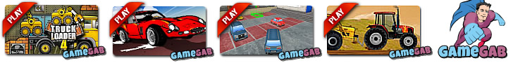 GameGab - Online Gamingportal for racing games and more...